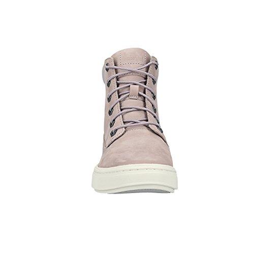 Timberland Women's Londyn Ankle Boots Grey (Gull Grey Nubuck N99) v4EindyY