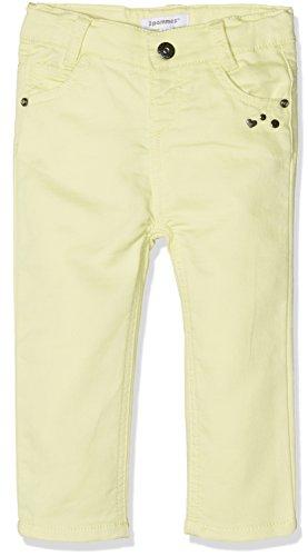 Legging 3pommes Fille jaune Jaune soleil Uni Swpw7qZ