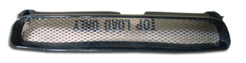 Carbon Creations Replacement for 2004-2005 Subaru Impreza WRX STI OEM Look Grille - 1 Piece (Carbon Grille Creations Oem)