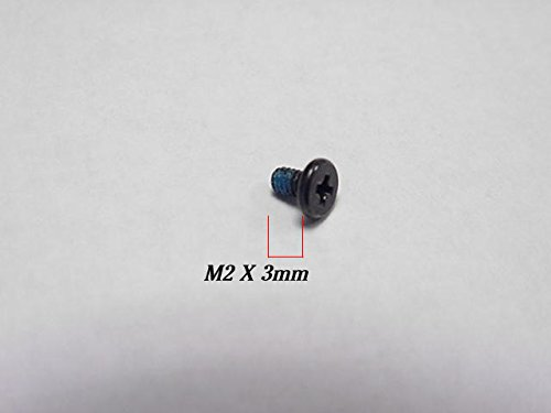 Dell Screw - 4270E - Single - Replacement Screw for Dell Latitude Inspiron Precision XPS Laptops - M2 x 3mm