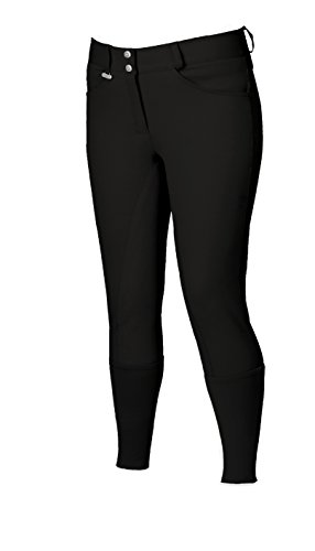 Dublin Active Signature Full Seat Breech 26 Black ()