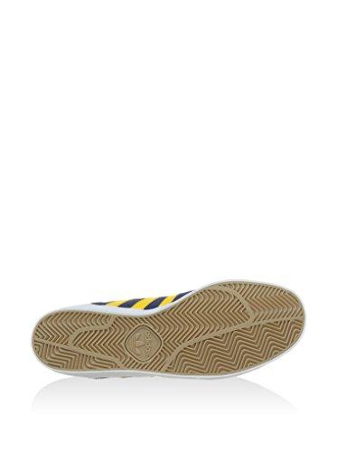 adidas Silas Vulc–Zapatillas deportivas Adv Oxford azul/amarillo