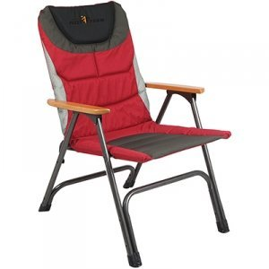 Mills Fleet Farm  Velocity Padded Deck Chair
