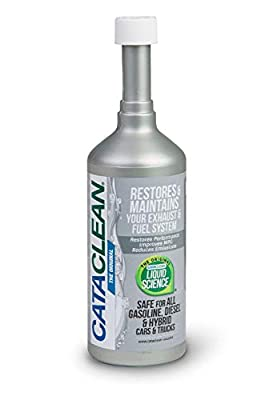 Cataclean 120007 Complete Engine, Fuel and Exhaust System Cleaner, 473 Milliliter