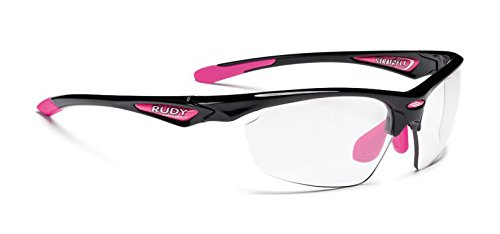 Rudy Project Stratofly SX Black Gloss Photo Clear - Sunglasses Rudy