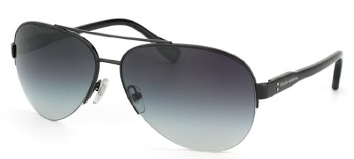 Price comparison product image DOLCE&GABBANA D&G Sunglasses DD 6092 BLACK 064/8G DD6092