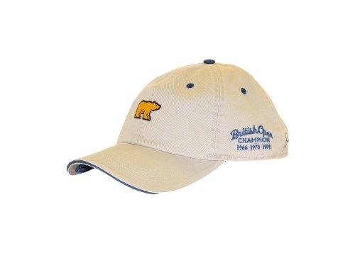Jack Nicklaus Golden Bear 18 Majors British Open HAT
