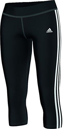 adidas Damen Hose 34 Sport Essentials 3 Stripes Tights