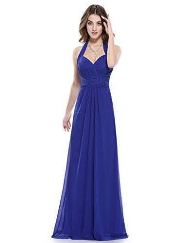 Ever Pretty -Vestido Mujer    Saphirblau L/XL