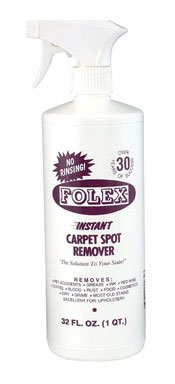 Folex Carpet Spot Remover, 32 - Carpet Spray Cleaning
