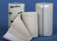 MDS087004LFZ - Non-Sterile Matrix Elastic Bandages,White/beige, Box of (White Sterile Bandages)