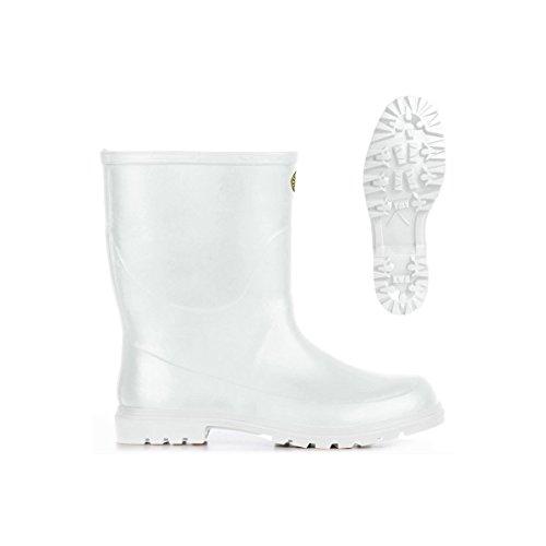 In White tronchetto Gomma Stivali 7133 Alpina v0xUUpn