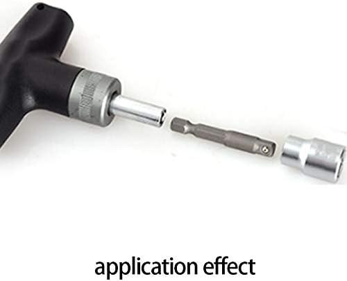 Naliovker Llave de Torque Preestablecida 1.4N LLAVe de TORQUe HEXAGONal Segura y R/áPida para Boquilla de Impresora 3D