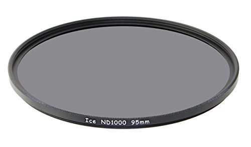 ICE 95mm ND1000 Filter Neutral Density ND 1000 95 10 Stop Optical Glass
