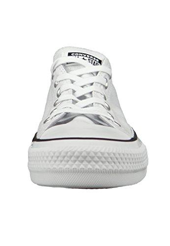 Deporte White Ox de Zapatillas Converse Mujer Black 102 White Blanco para CTAS HgqzAI