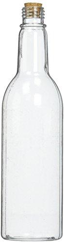 fun Plastic Tropical Sand Art Bottles X 12