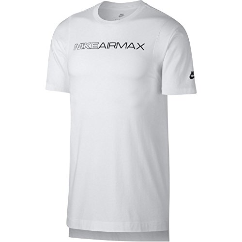 medium medium medium Sportswear noir Nike Taille Taille Taille T M shirt Blanc w11qSnA0