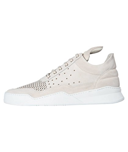 Filling Pieces Scarpe Low Top Ghost Gradient Perforated Off WHITE-45