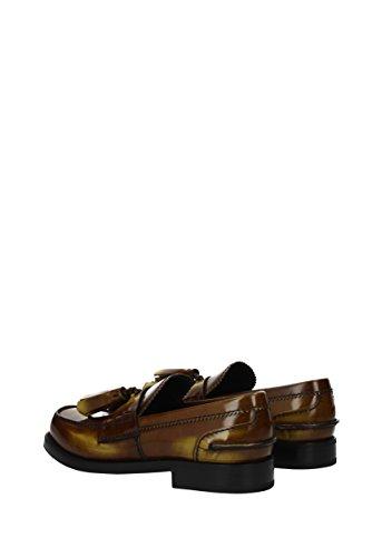 Men's Prada Prada Flats Yellow Yellow Flats Prada Men's Men's Loafer Loafer 0xTFfwnpqn