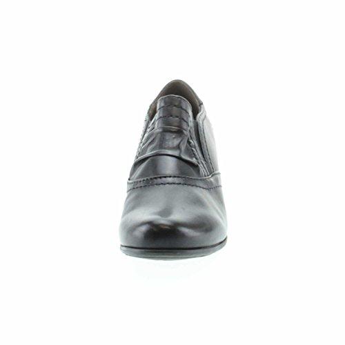 Jana 88 24494 27 001 - Zapatos de vestir de Piel para mujer negro