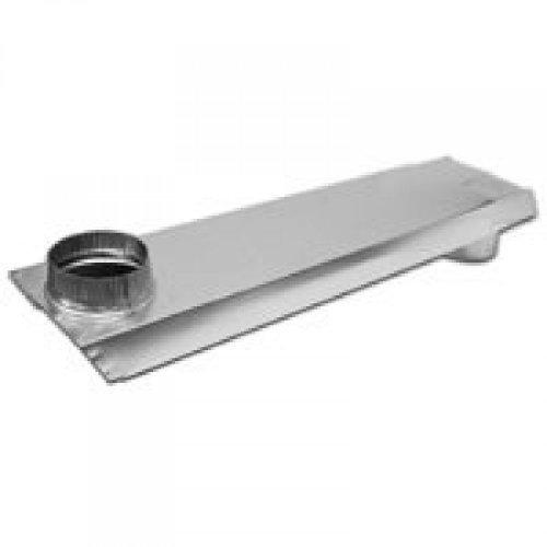 Lambro 3006 Tite Fit 90° Rectangular Aluminum Duct