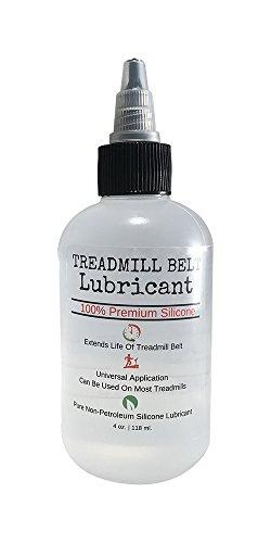 UniSport Treadmill Belt Lubricant, 100% Silicone Treadmil Belt Lube, Made in the USA