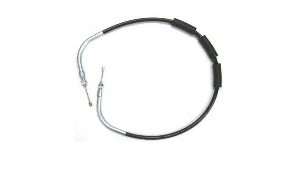 Absco 41215 Front Brake Cable