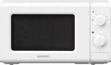 Daewoo KQG-6620TW - Microondas (Encimera, Microondas con grill, 20 ...