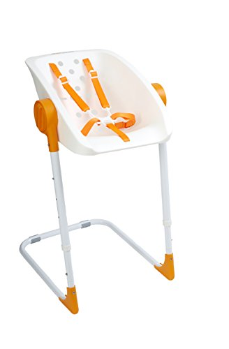 - Primo Charli Baby Shower Chair, White