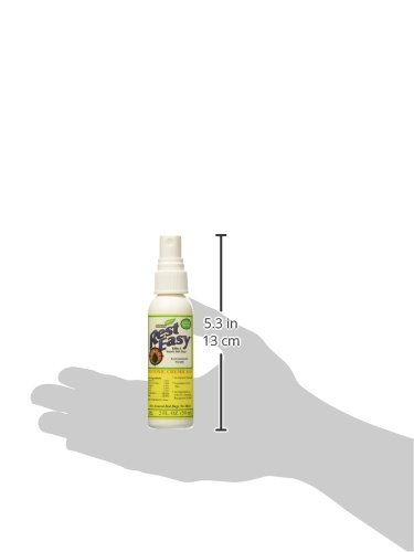 Rest Easy - Environmentally Friendly Bed Bug Spray - Twin Travel Pack, net 4fl. oz by rest easy (Image #3)