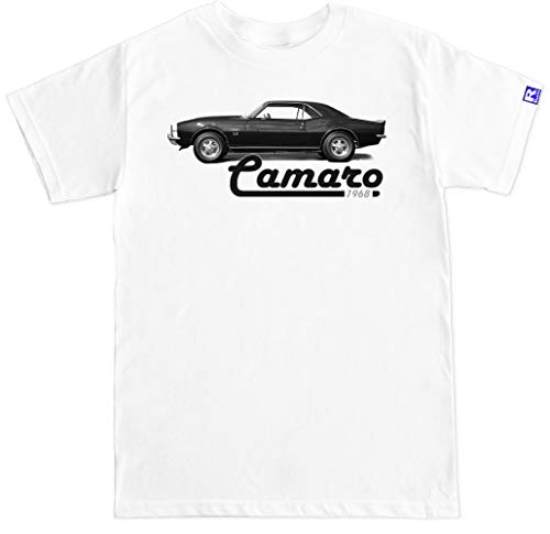 FTD Apparel R Built Men's 1968 Camaro T Shirt - Medium for sale  Delivered anywhere in USA