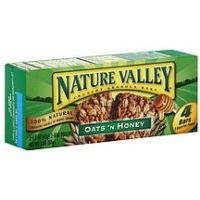 Nature Valley Oats \'N Honey Granola Bars (Case of 16)