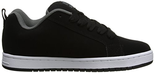 Shoe SE Skate Grey Graffik Men's Black Dark DC Court SwqtT1qX