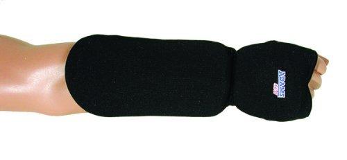 - Adams USA Adult Knit Combination Hand Pad - BLACK Medium