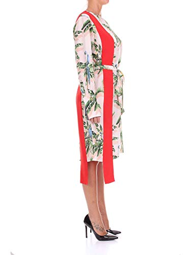 Mccartney Stella Seta Donna 495405ska125900 Vestito Rosa dTwTvr