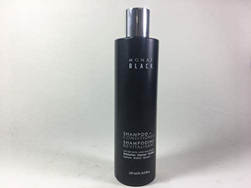 Amazon Com Monat For Men 2 In 1 Shampoo Conditioner Natural Hair Regrowth For Men 237 Ml 8 0 Fl Oz Beauty