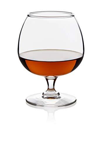 (Libbey Craft Spirits 4-piece Cognac Glass Set)
