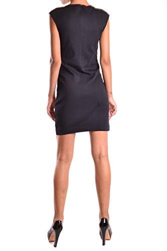 Pinko Vestido Mcbi19328 Mujer Algodon Negro SBqz4wxH
