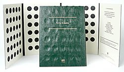 Littleton Blank Coin Folder for U.S. Cents LCFC by Littleton