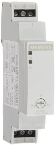 Siemens 7PV1512-1AQ30 Timing Relay, On Delay Function, 0....