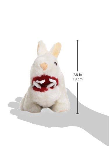 Toy-Vault-Mini-Rabbit-Plush-with-Big-Pointy-Teeth-Plush