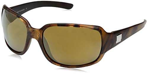(Suncloud Cookie Sunglasses, Mt Tortoise Backpaint Frame/Sienna Mirror Polycarbonate Lens, One Size)