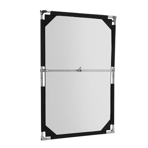 Glow Reflector Panel and Sun Scrim Kit 39'' x 62'' with Handle and Carry Bag (100 x 156cm)