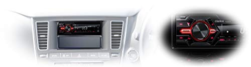 Clarion FZ207 USB Aux-in SD MP3 WMA Mobile Receiver