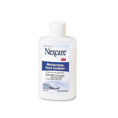 Sanitizer Nexcare Moisturizing Bottle MMMH9221