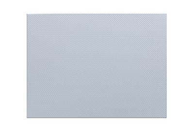 Orfit Colors NS (Non-Stick) - 18'' X 24'' X 1/12'', Micro Perforated, Sonic Silver, Metallic - 4 Each / Case - 24-5771-4