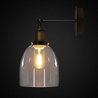 Wandleuchten, ein Licht, Modern Künstlerische Edelstahl überzug MS-86260