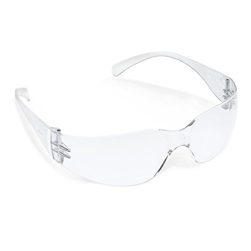 iGotTech Safety Glasses with Clear Frame and Anti Fog, Scratch Resistant Lens, Side Shields, UV Protection, Stylish Protective Eyewear (3 - Protective Stylish Eyewear