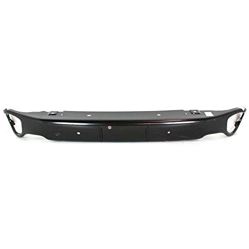 Bumper Reinforcement compatible with GMC Envoy 02-09 Front Impact Bar Steel Primed