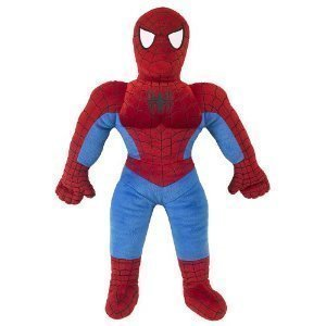 25″ Spiderman Pillow Plush Toy